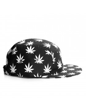 Cayler & Sons Budz n Stripes 5 panel Cap - SALE