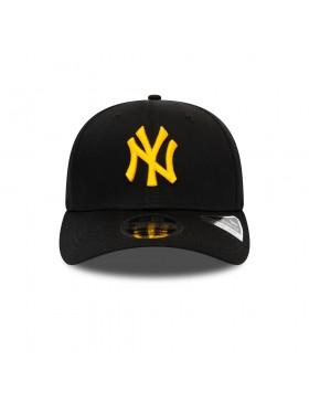 New Era 9Fifty Stretch Snap (950) NY Yankees - Black/Yellow