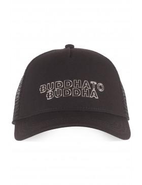 Buddha to Buddha hat Evan black - silver