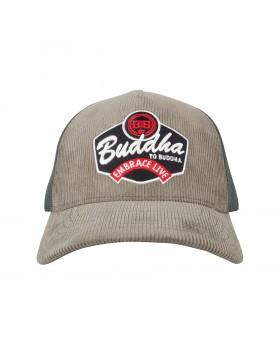 Buddha to Buddha hat KING army - corduroi