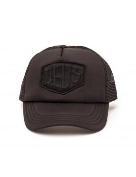 DEUS Baylands Trucker cap - Black