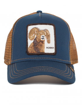 Goorin Bros. Big Horn Trucker cap - Navy