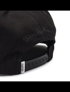 DEUS Heart Baseball cap - Black