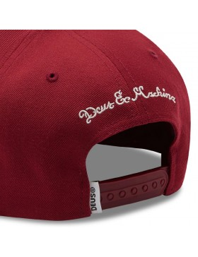 DEUS Heart Baseball cap - Red