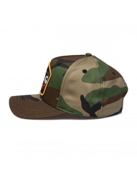 KING Apparel The Imperial cap - Camo