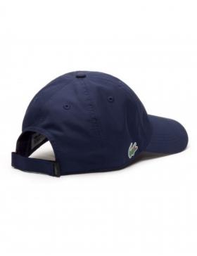 Lacoste hat - Sport cap diamond - marine blue