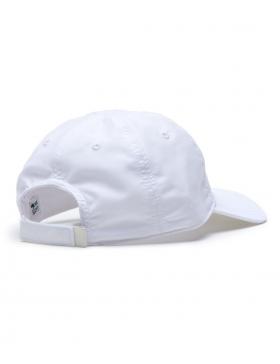 Lacoste hat - Sport Microfiber Crocodile - white