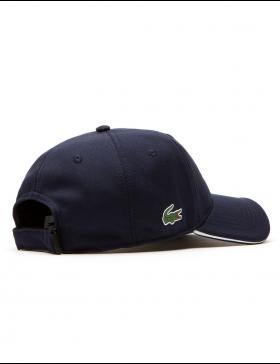 Lacoste hat - Tech Piqué cap - navy