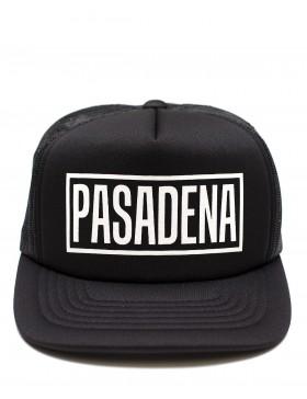Nena & Pasadena trucker cap Block - black