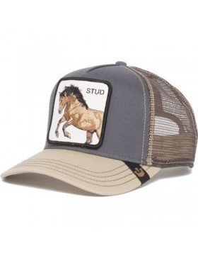 Goorin Bros. You Stud Trucker cap - Grey
