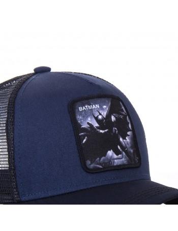 Capslab - DC Comics Trucker cap - Batman - Blue
