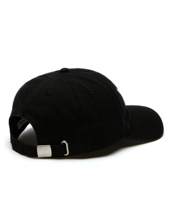 Lacoste hat - Fairplay - noir black