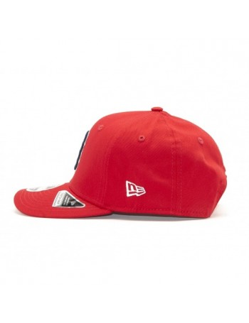 New Era 9Fifty Stretch Snap (950) Boston Red Sox - Scarlet-Navy-White