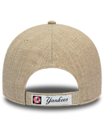 New Era 9Forty (940) Winterized NY Yankees - Beige