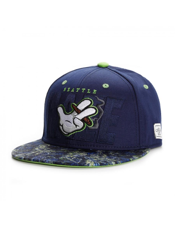 Cayler & Sons Super Haze snapback Cap