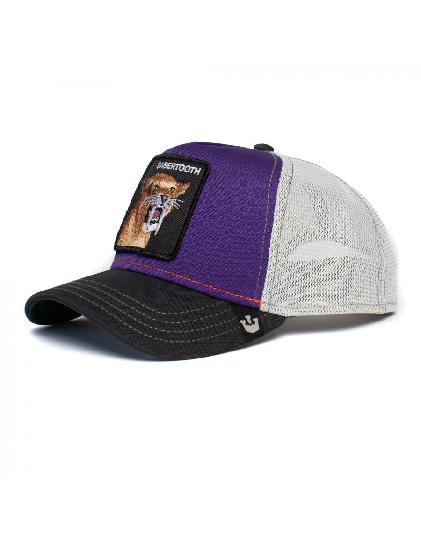Goorin Bros. Sabertooth Trucker cap - Purple