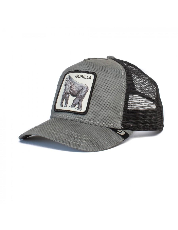 Goorin Bros. Silverback Trucker cap - Silver