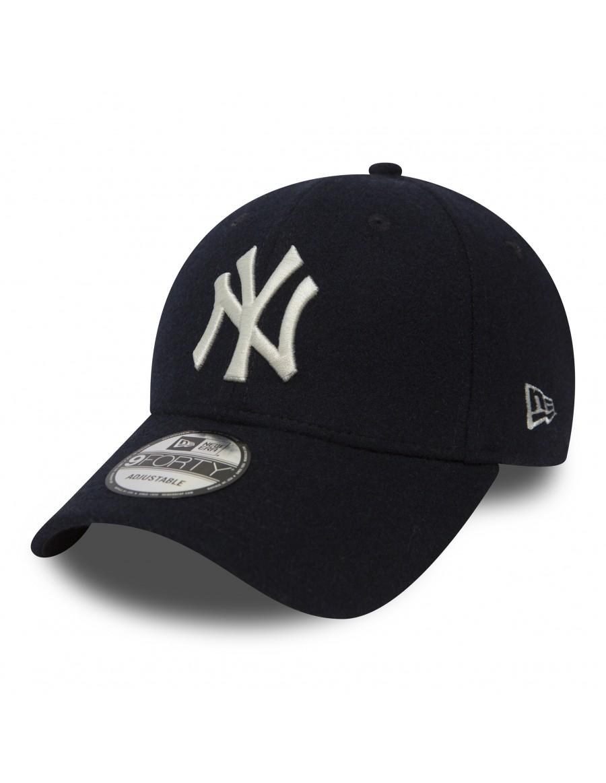 New Era 9Forty (940) Winter Utility Melton NY Yankees - Navy
