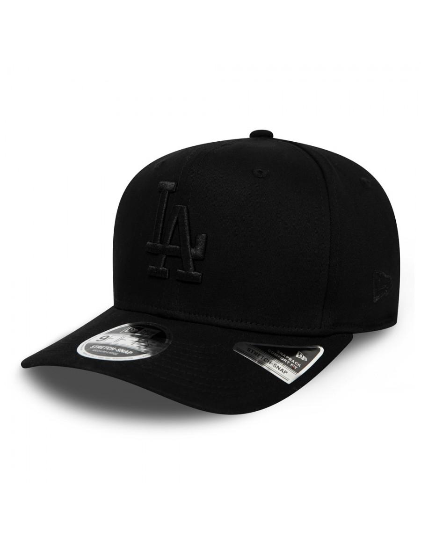 New Era 9Fifty Stretch Snap (950) LA Dodgers - Black on Black