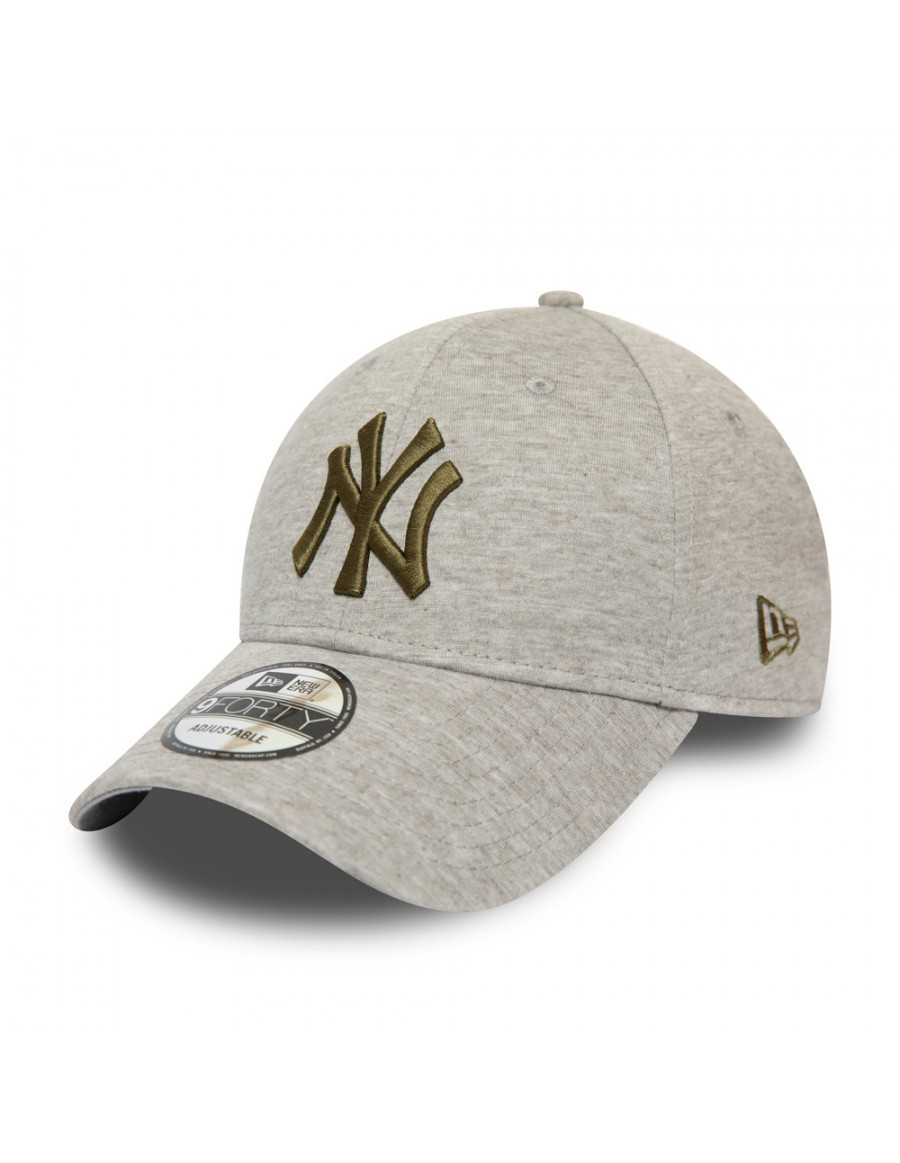 New Era 9Forty Jersey Essential (940) NY Yankees - Grey/Green