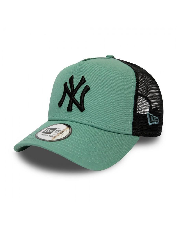 New Era League Essential AF Trucker cap NY Yankees - Teal