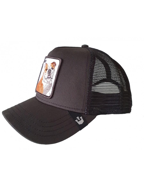Goorin Bros. Butch Trucker cap - Black Green
