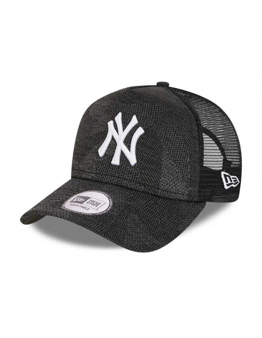 New Era Engineered Fit 2 Trucker cap NY Yankees - Black