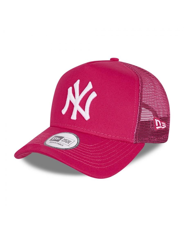 New Era Tonal Mesh Trucker cap NY Yankees - Pink