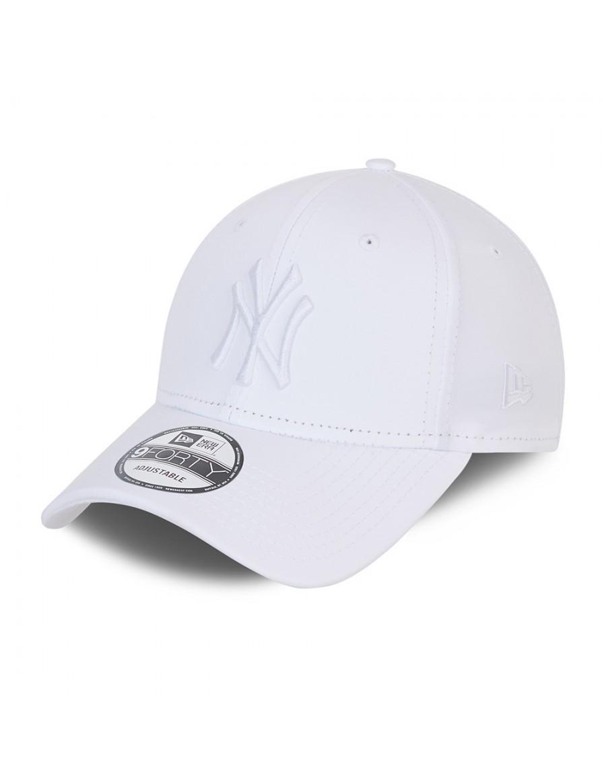 New Era Mens Tonal 9Forty (940) cap NY Yankees - White