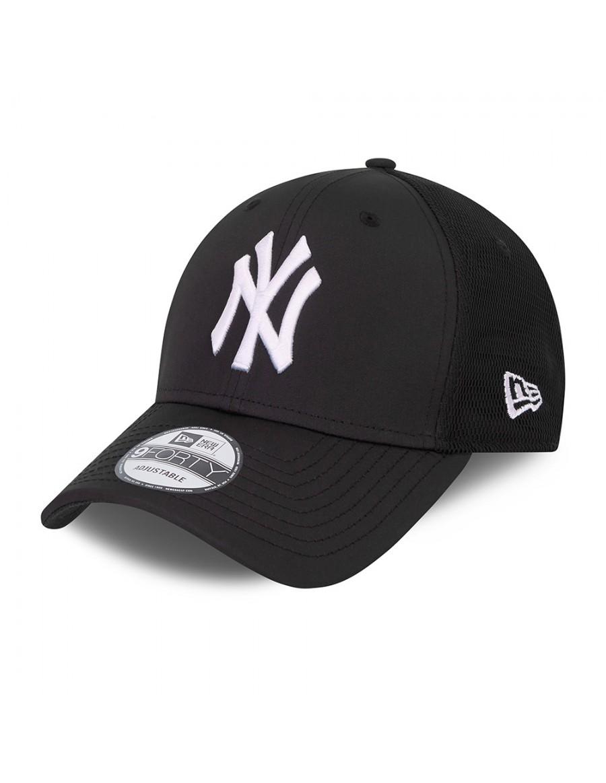 New Era 9Forty (940) Mesh Underlay NY Yankees - Black