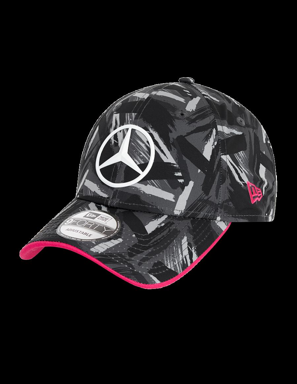 New Era 9Forty Replica AOP Rear (940) Mercedes GP