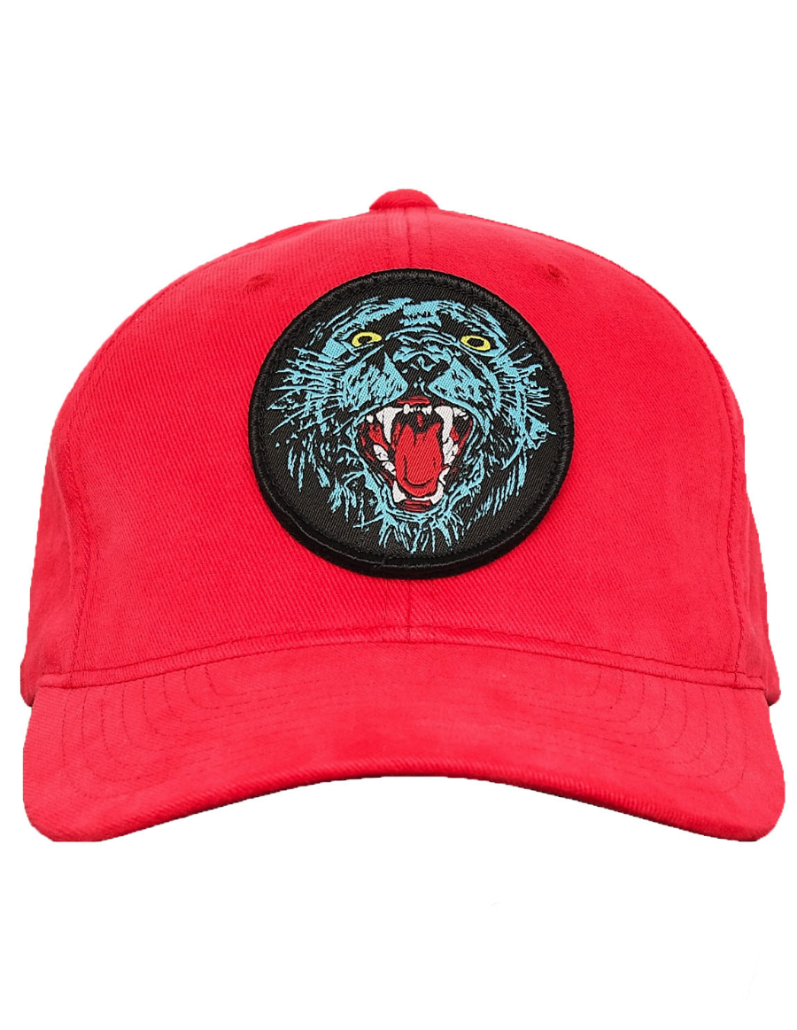 AB cap Luxurious Brushed Curved – Switch line Red Panther - Sale