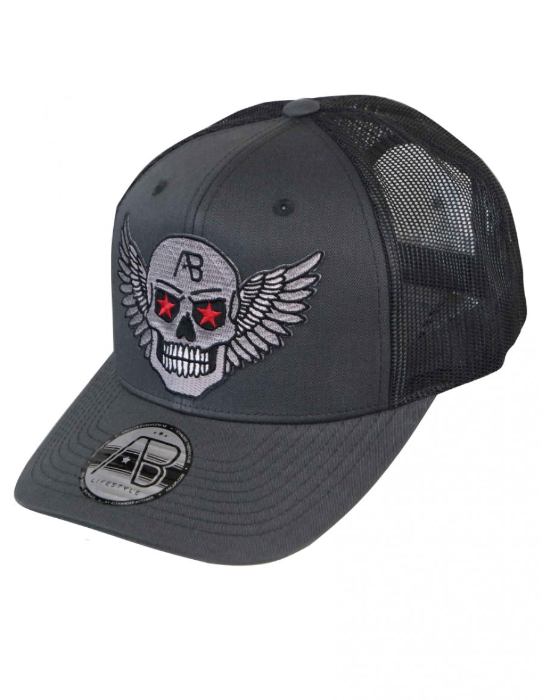 AB cap Retro Trucker - Airforce - dark steal