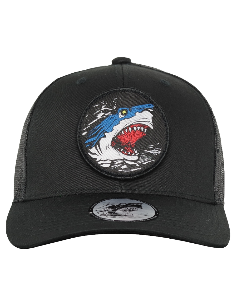AB cap Retro Trucker – Switch line black Shark