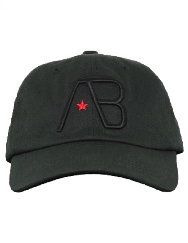 AB cap Twill Curved – Black