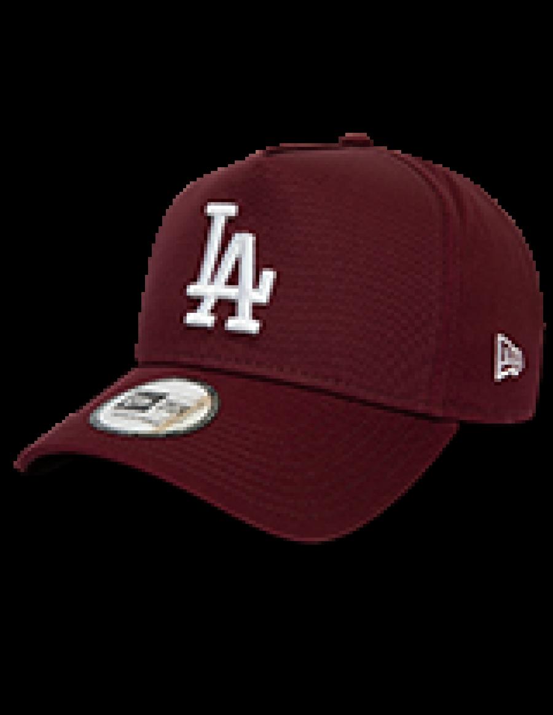 New Era League Essential AFrame LA Dodgers - Maroon