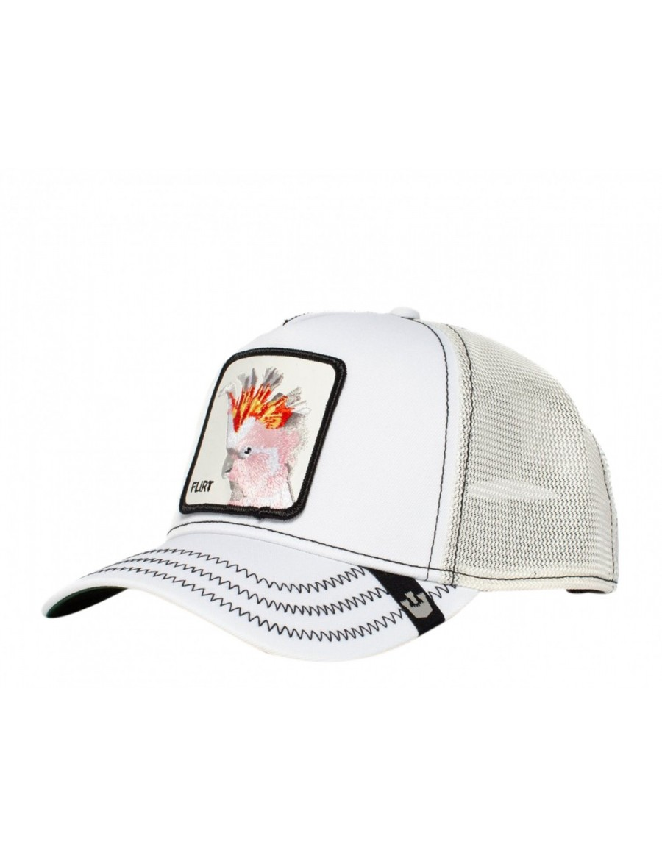 Goorin Bros. Big Flirt Trucker cap - White