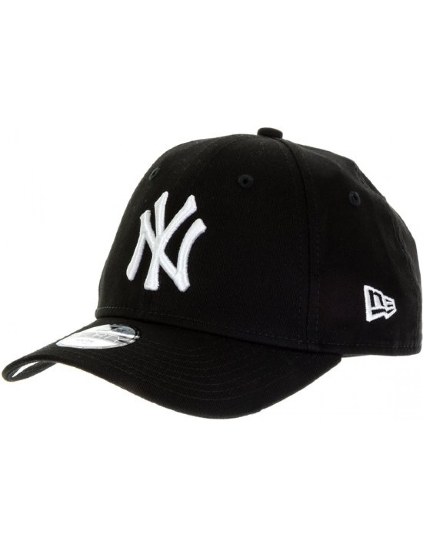 New Era 9Forty Curved cap (940) NY New York Yankees Kids - Black