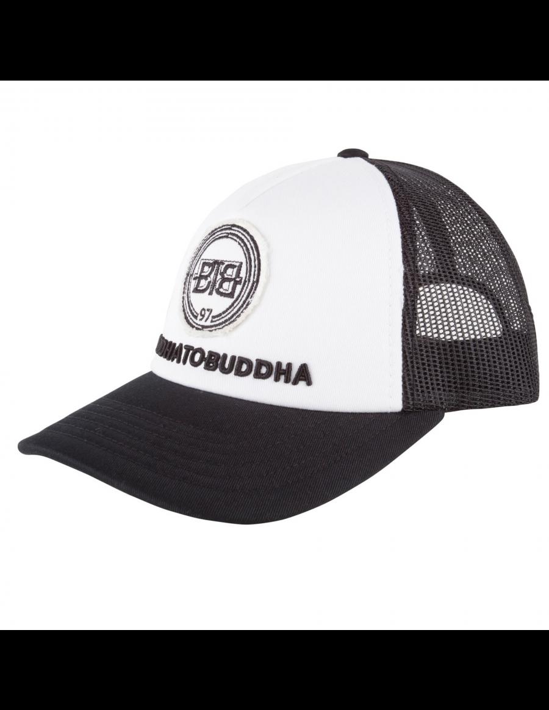 Buddha to Buddha Quido trucker hat black