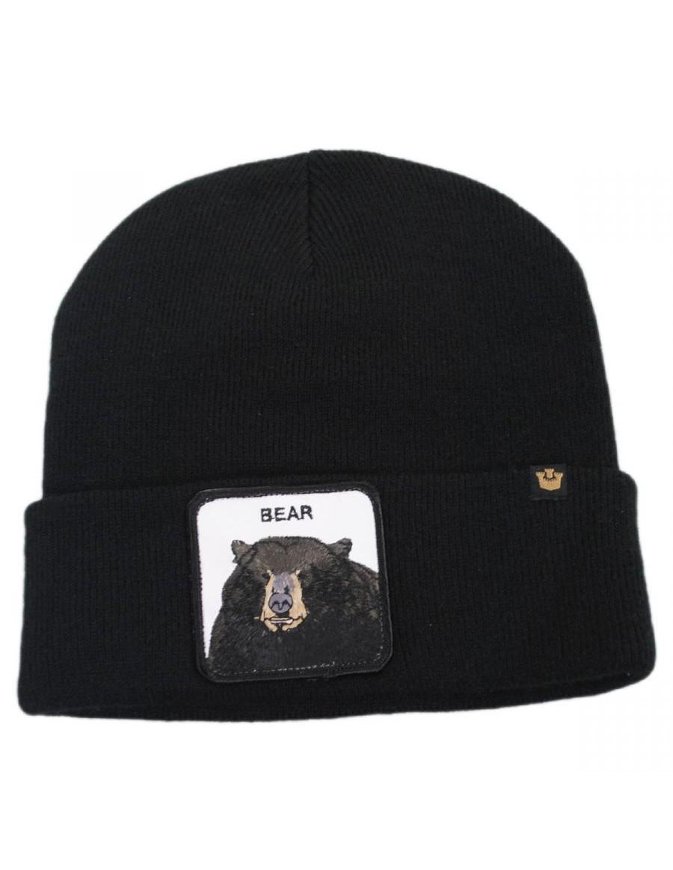 Goorin Bros. Cave Boy Beanie - Black