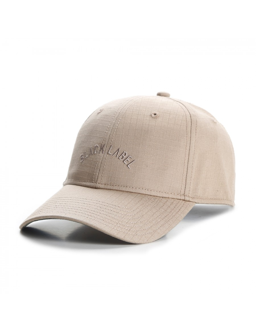 Cayler & Sons Black Arch - Curved dad cap - sand