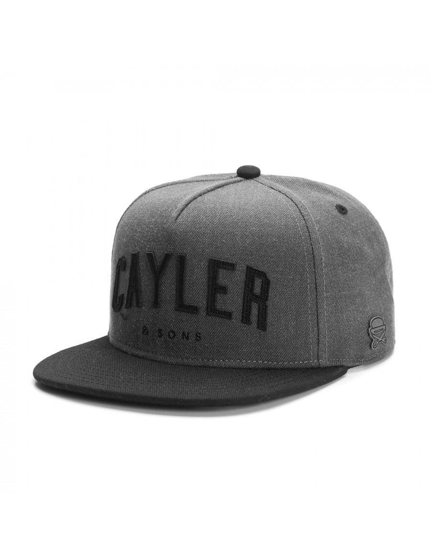 Cayler & Sons Felton snapback cap