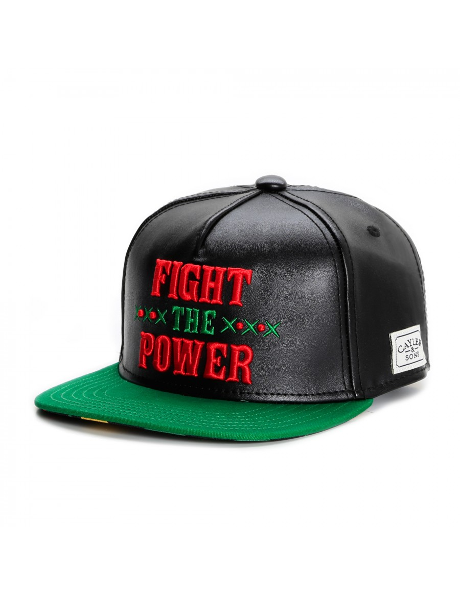Cayler & Sons Fight Back snapback cap