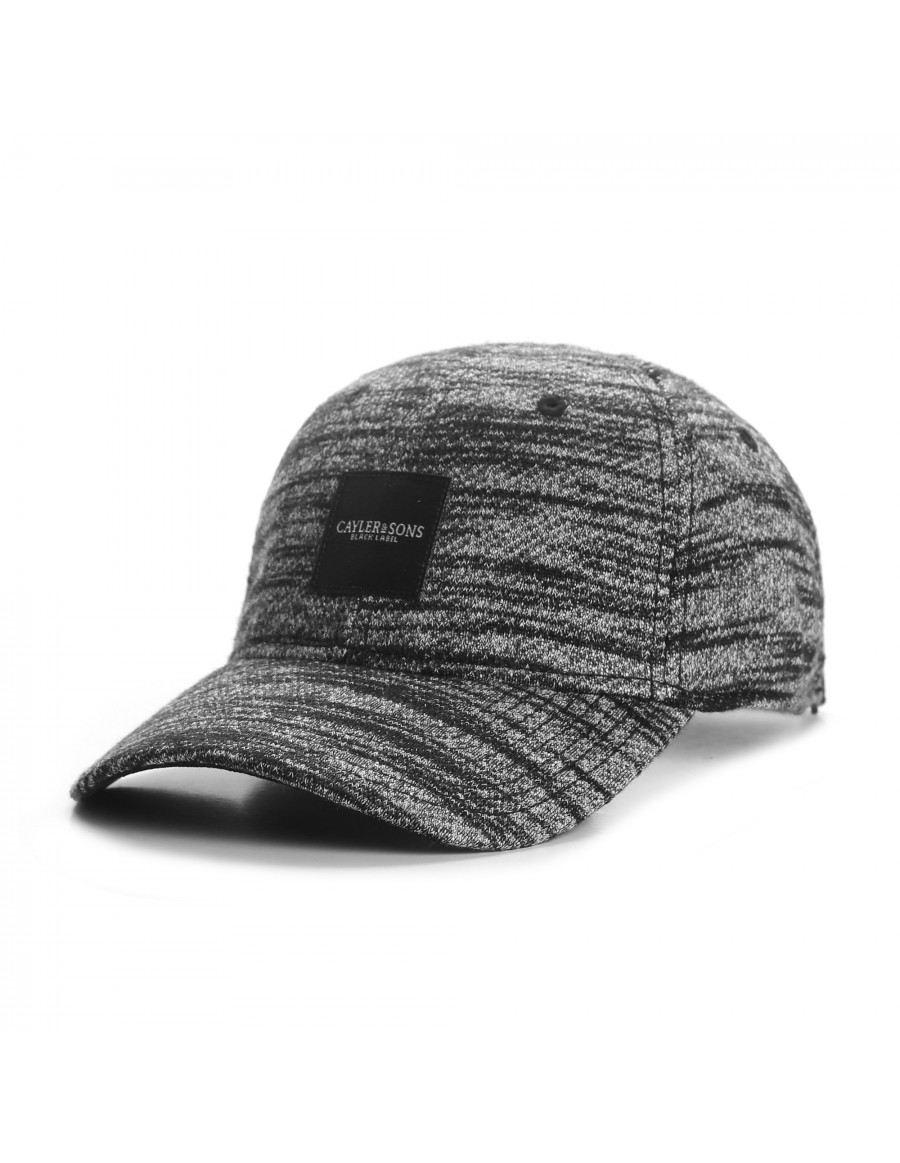 Cayler & Sons Legend - Curved dad cap - black
