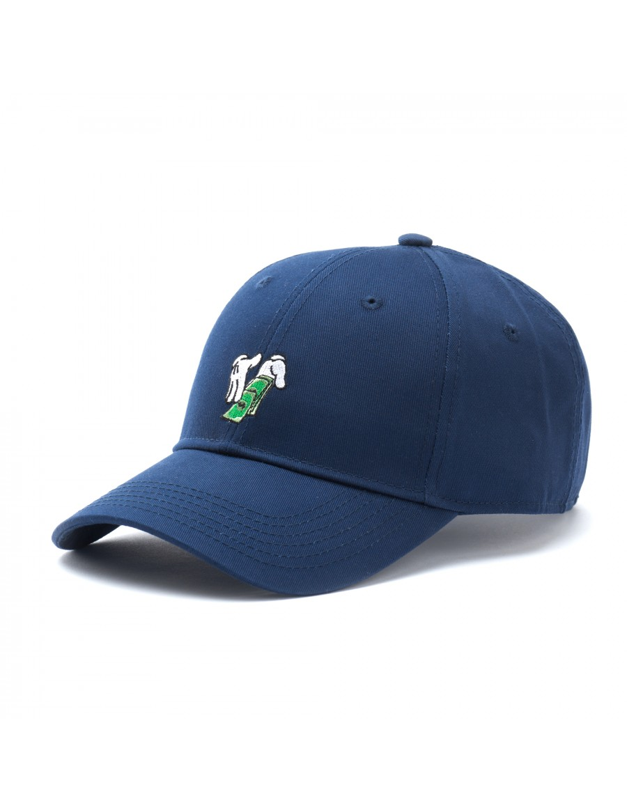 Cayler & Sons Make it Rain - Curved dad cap - navy
