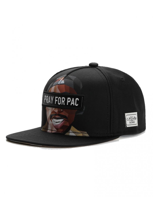 Cayler   Sons Pacasso snapback cap - black €34 b339760d0e9