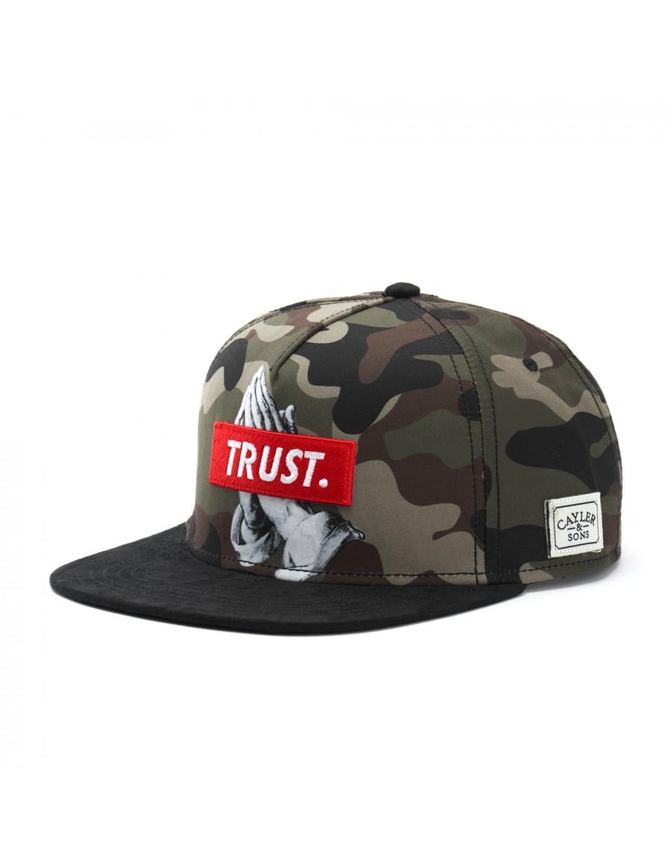 Cayler & Sons Trust - Snapback cap - camo