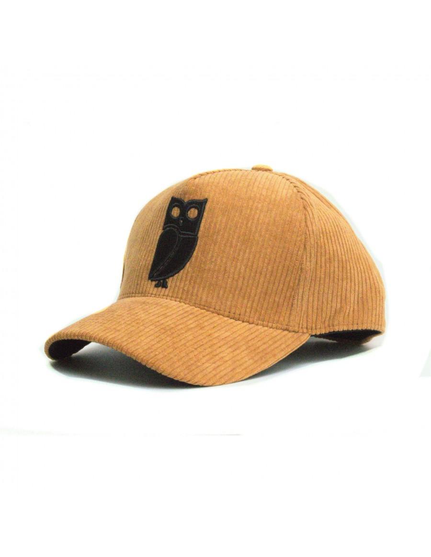 Veryus Clothing - Lemosho Corduroy Cap - Yellow