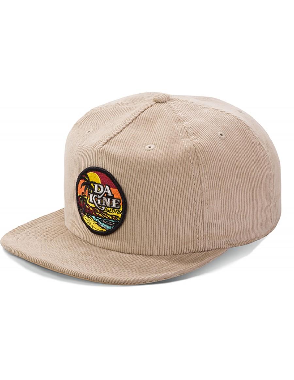 Dakine Sunny Side snapback - brown khaki - Sale