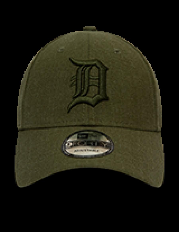 New Era 9Forty (940) Winterized Detroit Tigers - Green